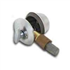 Mobile Home Deadbolt Kwikset Deadbolt Satin Chrome Single Cylinder 660M26D 0