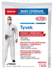 Coveralls White Medium    518118 0