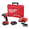 "Drill Milwaukee 1/4"" Impact Driver M18 2753-22Ct/2853-22Ct 0"