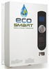 Water Heater Electric Eco18 Instant Tankless 2.5Gpm Requires: (2) 40Amp 2Pole Breakers 0