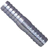 "Black Poly Insert Coupling Galvanized  .50"" 0"