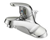 Faucet-Banner Lavatory 1 Handle Chrome W/Pop Up 501 0