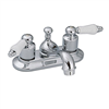 Faucet-Banner Lavatory 2 Handle Chrome 351-B 0