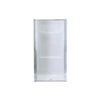 "Shower Door*D*841 29.25-30.50""Silver/Obs I Have Read The Return Rules X__________ 0"
