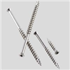 "Screws-Stainless Trim Sqdr 7X2-1/4""1Lb 0"