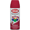 Spray Paint Banner Red Gloss 12Oz 2108 0