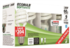 Bulb Household Cfl 13W Soft White Medium Base 4Pk Mini Twist Esl13T/4 0