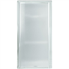 "Shower Door-Silver 1500D27S 24.00-27.50"" I Have Read The Return Rules X__________ 0"