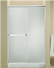"Shower Door-Silver Bypass 660B/Sp-46S For Our 48"" Shower Stall 0"