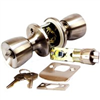 Mobile Home Lockset Entry Ss D-090B 0