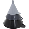 Funnel Set-3588/05068 3Pc Set Plastic 0