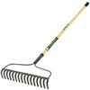 "Bow Rake 14"" 14 Tine Wood Handle 54"" Ames 63107/1880300 0"