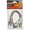 "Tie Down Cord-06051 10"" 4Pk Bungee 0"