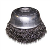 "Grinding Cup Brush-72755 2-3/4""X5/8""-11 1130 Crimped Wire 0"