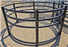 Round Bale Feeder Heavy Duty Black Poly 0