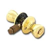 Mobile Home Lockset Kwikset Entry Knob Polished Brass 400M3Cprflk6 0