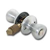 Mobile Home Lockset Kwikset Entry Knob Satin Chrome 400M26Dcprflk6 0