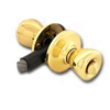 Mobile Home Lockset Kwikset Privacy Knob Polished Brass 300M3Cp7 0