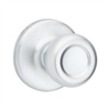 Mobile Home Lockset Kwikset Passage Knob Satin Chrome 200M26 0