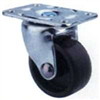 "Floor Care Caster Black/Zinc Swivel 1-1/4"" Jcb01 0"