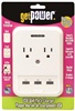 Phone Wireless Outlet/Usb Wall Charger Gp-3Usb-Ac-Ac 0