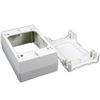 Wiremold Nm Nm35 Outlet Box Xd Ivory 0