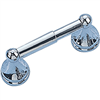 Bath Paper Holder Chrome Venetian 0