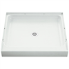 Shower Base-1Pc 36X34 White 72101100-0 0