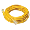 Extension Cord 12/3 Yellow Jacket 50' w/ Lighted Ends 02588 0