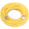 Extension Cord 12/3 Yellow Jacket 100' w/ Lighted Ends 2885 0