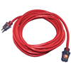 Ext Cord*D*12/3-Red 100'D11712100Rd Pros W/Lighted Ends 0