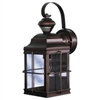 Light Fixture Motion Activated Carriage New England 0