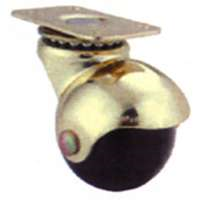 "Floor Care-Caster Hd Ball 1-5/8""Jc-E01 0"