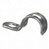 "1""         EMT Pipe Strap 1-Hole 61510B 0"