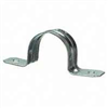"1""         EMT Pipe Strap 2-Hole 61610B 0"