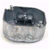 "Box Octagon Metal 1-1/2"" Deep 146 0"