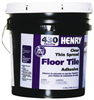Adhesive Floor Tile 4Gal Latex Henry 430-069 0