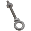 "Eye Bolt Galvanized Forged N245-076 1/4""X2"" 0"