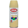 Spray Paint Almond Gloss Interior/Exterior 5 Ball 12Oz 1506 0