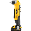 Drill Dewalt 3/8 Right Angle Drill/Driver Lithium Ion 20V Dcd740C1 0