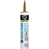 Caulk Acrylic Latex Cedar Tan Alex+ 18122 10Oz 0
