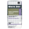 "Ceramic Tile Grout 25Lb Non Sanded White Glazed & Polished Tile, Joints To 1/8"" WDG25 0"