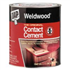 Adhesive Contact Cement 32Oz Solvent Based 00272 0