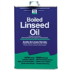 Linseed Oil, Boiled 1Qrt Qlo45 0
