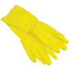 Gloves Latex Flock Lined Medium   69982 0