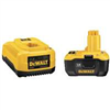 Battery Pack & Charger-Dewalt Dc9180C 18V Lithium Ion 0