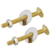 "Toilet Bolts 1/4""X2.25"" 2Pk Oval 2028728 0"