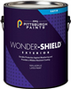 Paint Ext Dr1551XI Latex Flat H/P Medium-Base Wonder Shield 0