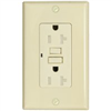 Receptacle*D*Gfci 20A Ivory 2498572/273075 602572 When Out Use 0891317 0