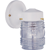 Light Fixture Exterior Wall Jelly Jar White Hv-66919-Wh-3L 0